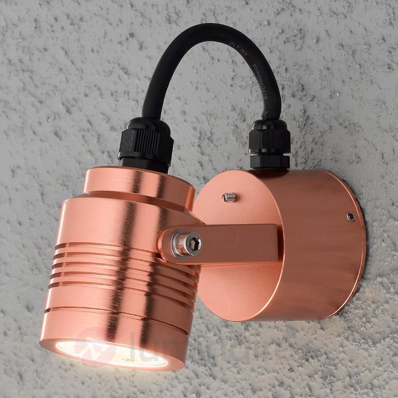 Applique d'extérieur LED Monza 7903 cuivre - Appliques d'extérieur LED