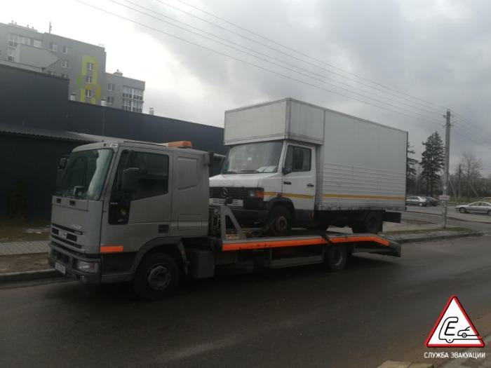 Эвакуатор в Фаниполе недорого - эвакуация дешево Минск быстро