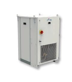 Tco15÷36 Grandezza 1 Refrigeratori Industriali Per Olio - LINEA REFRIGERAZIONE