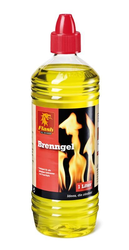 FLASH Brenngel 1000 ml - null