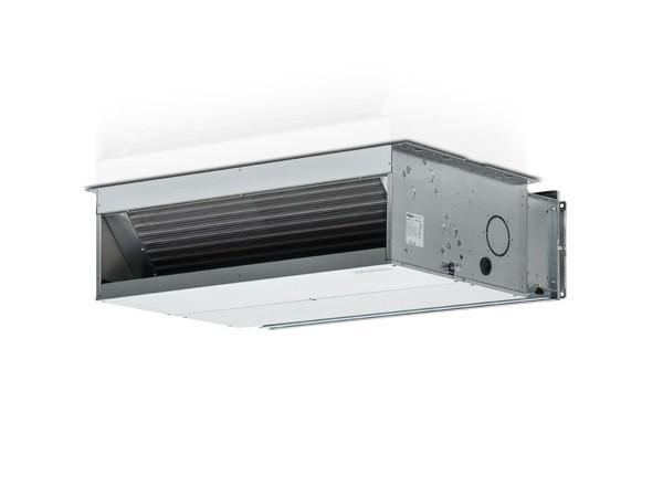 Unità canalizzabili UTNi con inverter - UTNi 2.6 - 8.8 kW