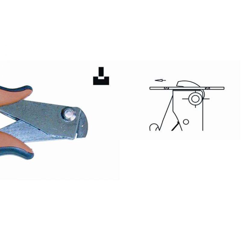 Manual depaneling pliers, ESD - Depaneling pliers
