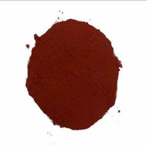 Iron oxide powder