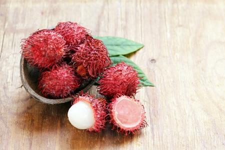 LES ARÔMES ALIMENTAIRES - Notes de fruits exotiques