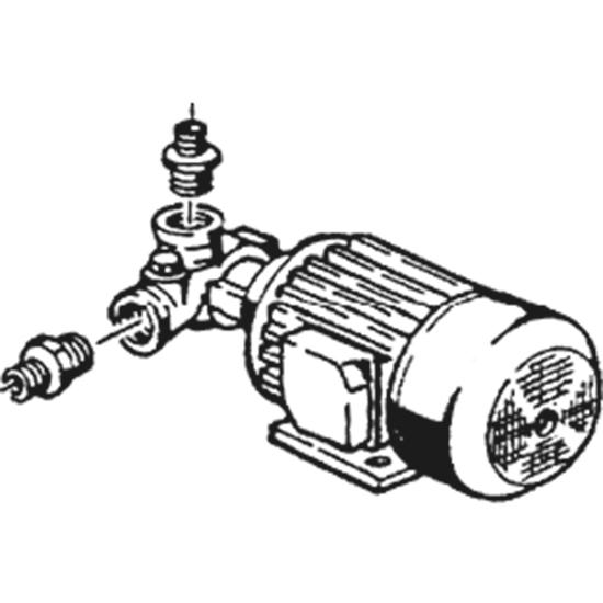 Dishwashing and Laundry - drain pump for GLB0058/60