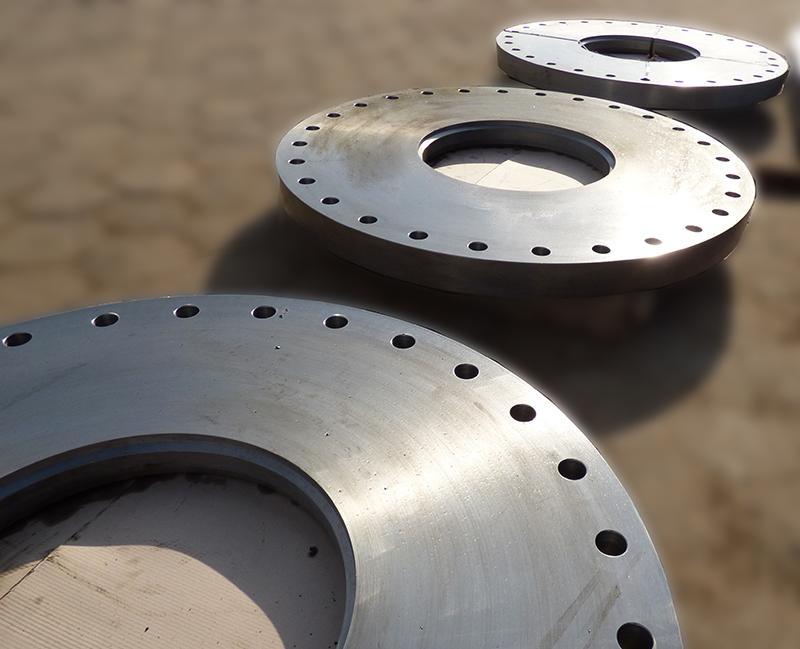 Drehen von Stahl -