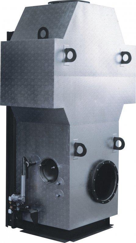 Abgaswärmetauscher ECO Stand-Alone - Abgaswärmetauscher für Dampfkessel