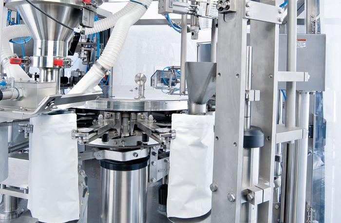 Füll- und Verschließmaschinen - FS 824 – FS 840 - null