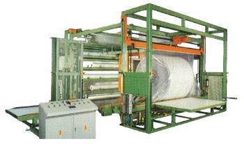 Machines sur mesure - Machine d'emballage DESCO pour rouleaux