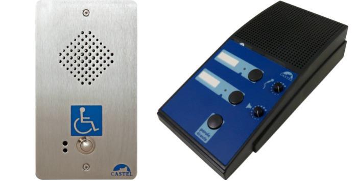PACK PC EAS - Packs d'interphonie EAS prêts à l'emploi - Packs de 1 à 10 postes d'appel EAS