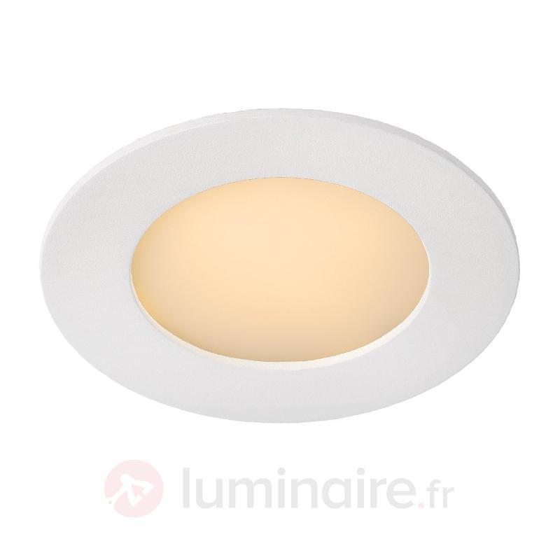 Spot encastrable rond et épuré LED BRICE - Spots encastrés LED