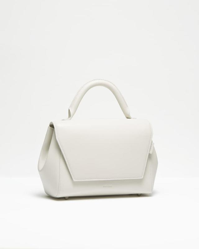 Daily Bag Off-white, Grey-white - BAGS