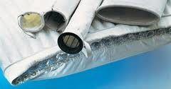 Filtres à air dépoussièrage - Manches filtrantes