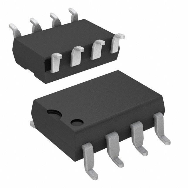 IC RELAY OPTO 120MA 8SMD - IXYS Integrated Circuits Division TS117STR
