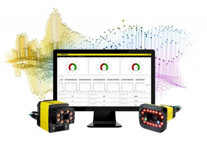 Cognex Edge Intelligence (EI) - Überwachung der Systemleistung und Geräteverwaltung