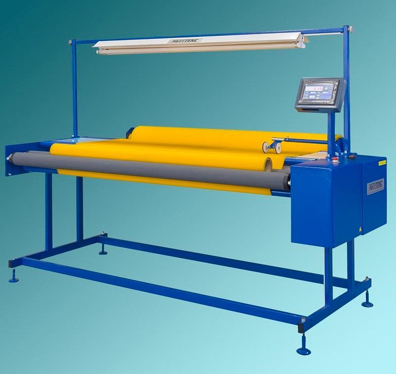 перемоточная машина для ткани - перемоточная машина для ткани