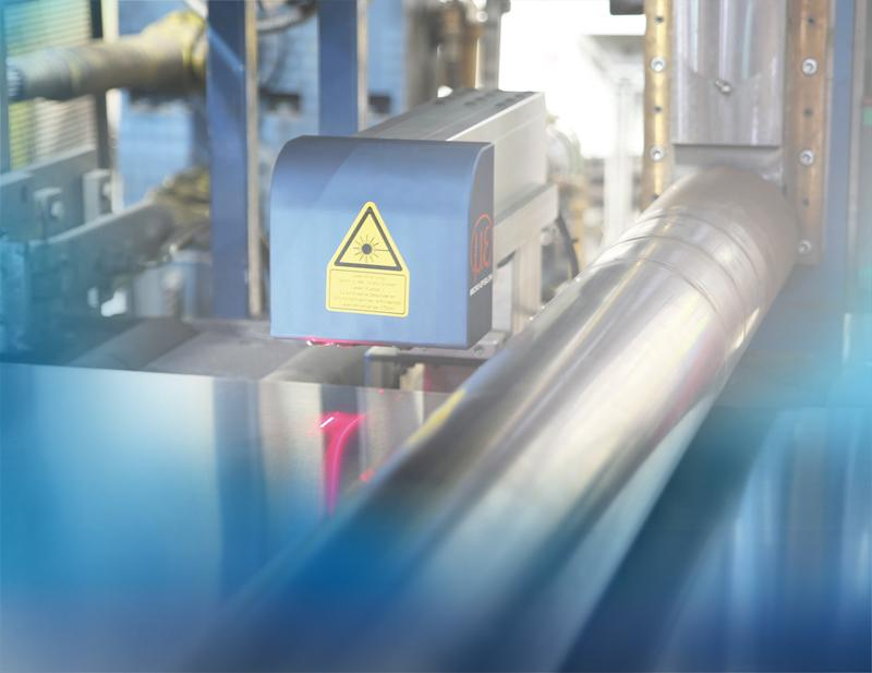 Inspection systems for the metal industry - thicknessCONTROL