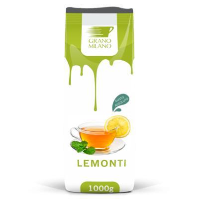 Напиток растворимый со вкусом чая с лимоном Grano Milano LEM - Грано Милано – линейка продуктов, разработана специально для Вендинга и HoReCa