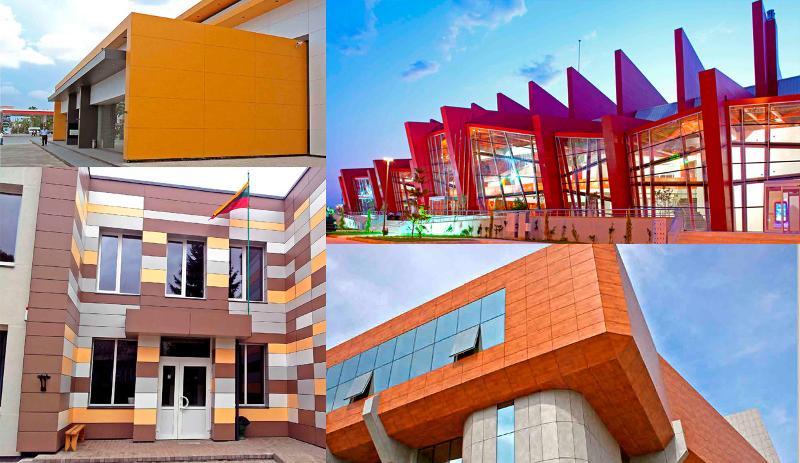 Bâtiments publics et Centres Commercials - Construction