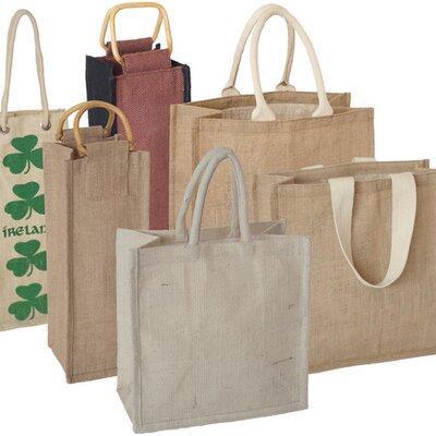 Jute Bags  -