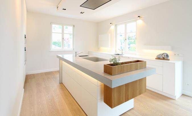 """Beton-Küche """"frankfurt"""" - null"""