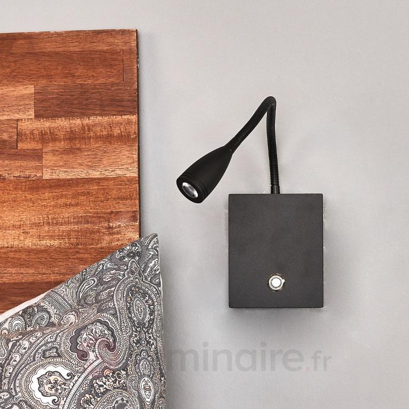 Torin - applique LED flexible, intensité variable - Appliques LED