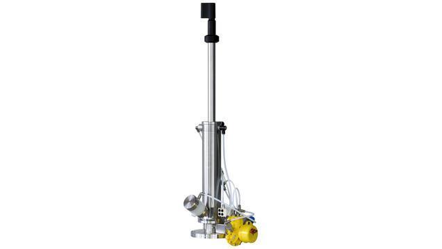 analyse liquides produits - sonde retractable manuelle automatique CPA473