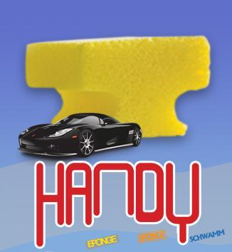 Spugne auto Handy