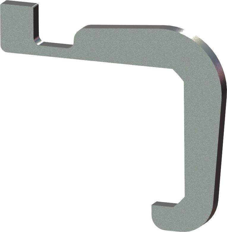 Racleur, tasseaux, bords de contenance, perforations... - Accessoires pour bandes transporteuses