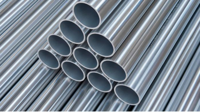 seamless aluminium tubes - Seamless aluminium tubes from 17 mm to 300 mm