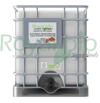 Organic Argan Vegetable Oil Deodorized - null