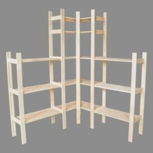 Racks Constructor   - Finishing options: uncoated