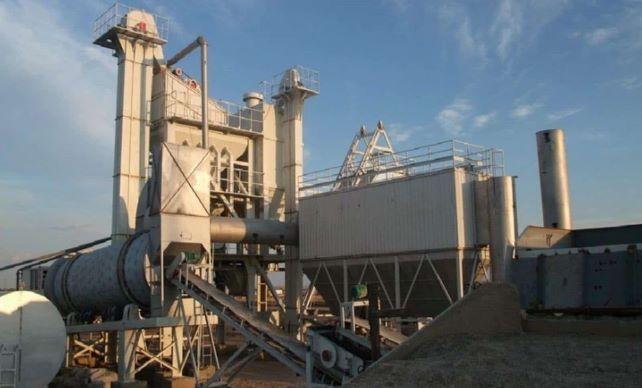 Асфальтобетонный завод RD 320 - асфальтосмесительная установка производительностью 320 тонн в час