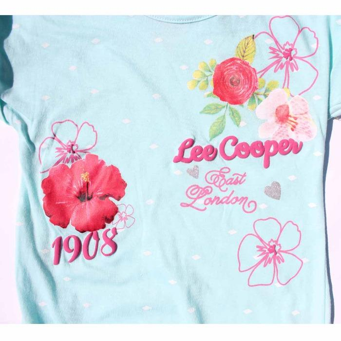 Grossista Maglietta a maniche corte Lee Cooper   -   Maglietta a maniche corte