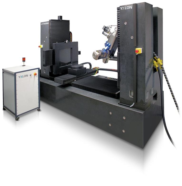 YXLON CT Precision - Industrielles CT-System
