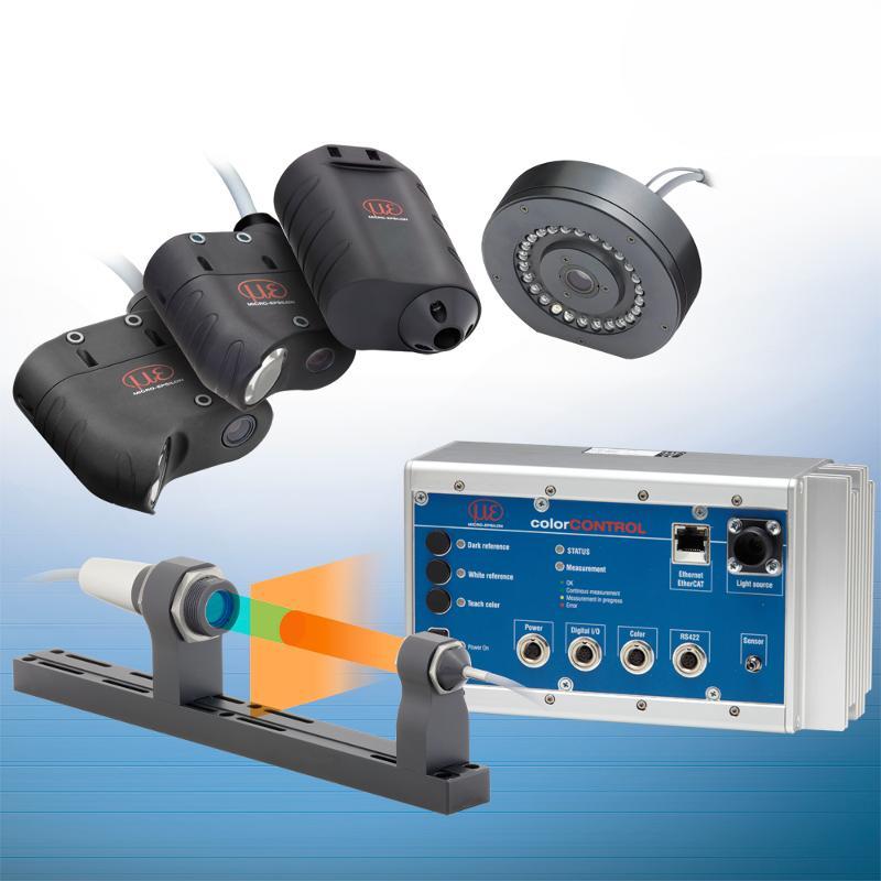 Inline color measurement - colorCONTROL ACS7000