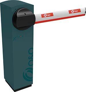 Barrera para parking O&O - Barreras electromecánicas de hasta 8 metros para todo tipo de usos.