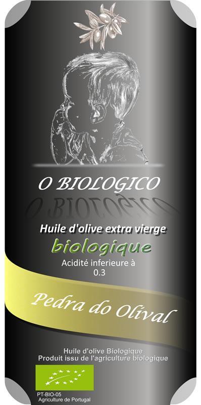 Azeite virgem extra Biologico 0.50 L - Pedra Do Olival