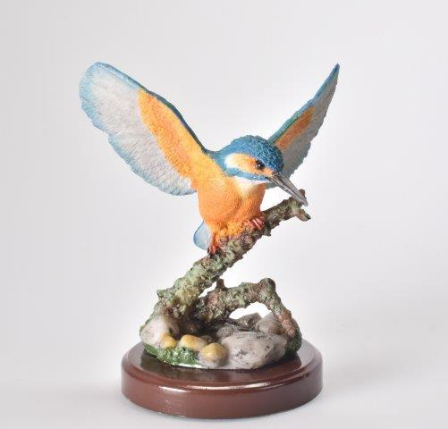 Figure di uccellini famosi - Collezione di famosi Uccellini, splendidamente riprodotti in sculture in resina