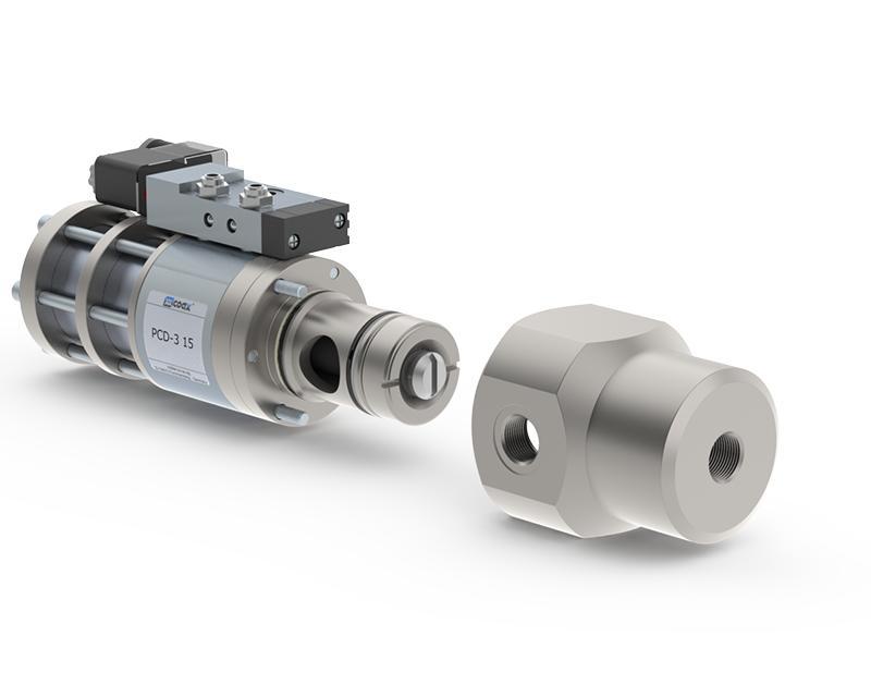 Co-ax Pcd | Pcs Cartridge Valves - Externally controlled valves