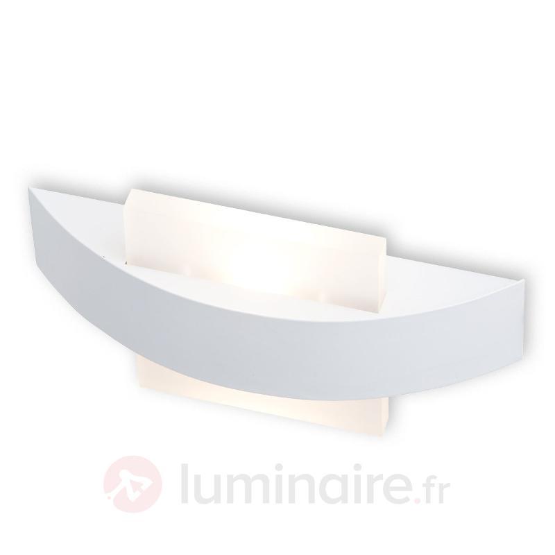 Solution - applique LED avec diffuseur carré - Appliques LED