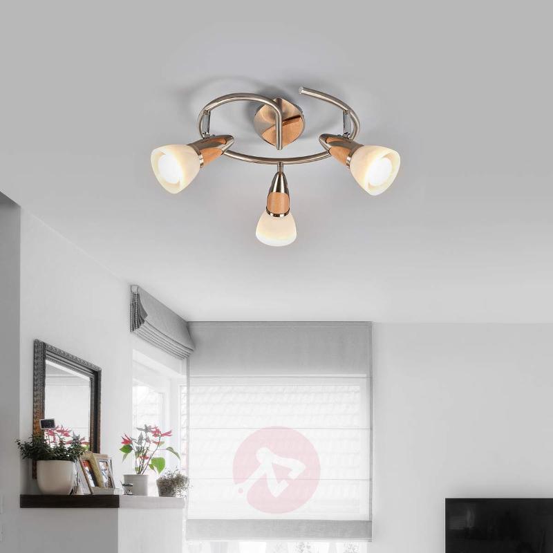 3-light LED ceiling light Marena - Ceiling Lights