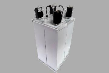 """Cavity Transmitter Combiners - VHF/UHF 8"""" Cavity Transmitter Combiners"""