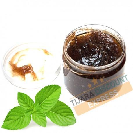 Savon Noir À L'huile Essentielle De Menthe Pouliot (1kg) - Produits en vrac