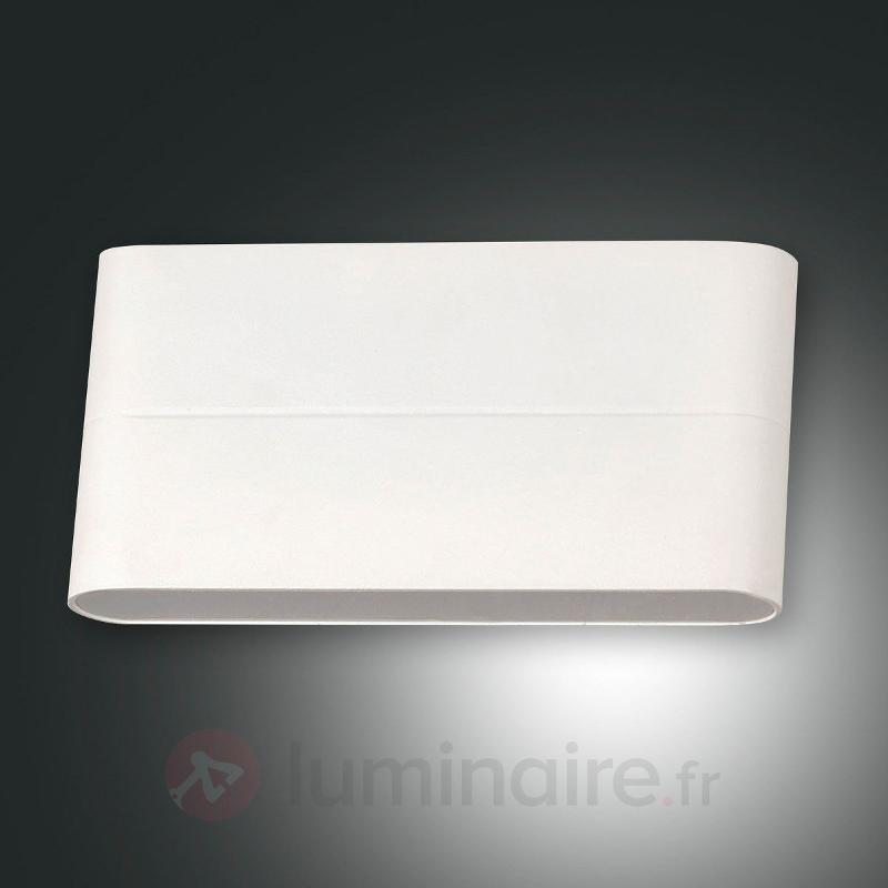 Casper - applique LED pour l'extérieur, blanc - Appliques d'extérieur LED