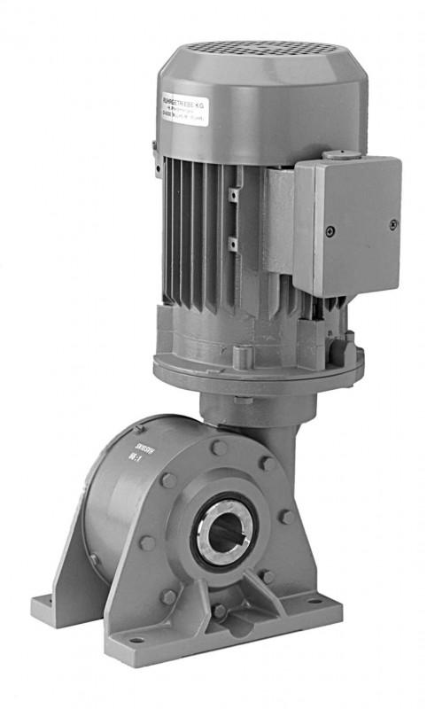 SN10SVH - Single-stage gear drive with hollow shaft