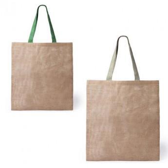 Sac shopping en jute écologique B3047 - Réf: B3047
