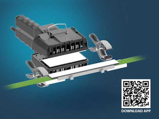 Siegling Blizzard HP 120/40, aparato de conexión - Siegling Blizzard HP 120/40, aparato de conexión refrigerado por aire