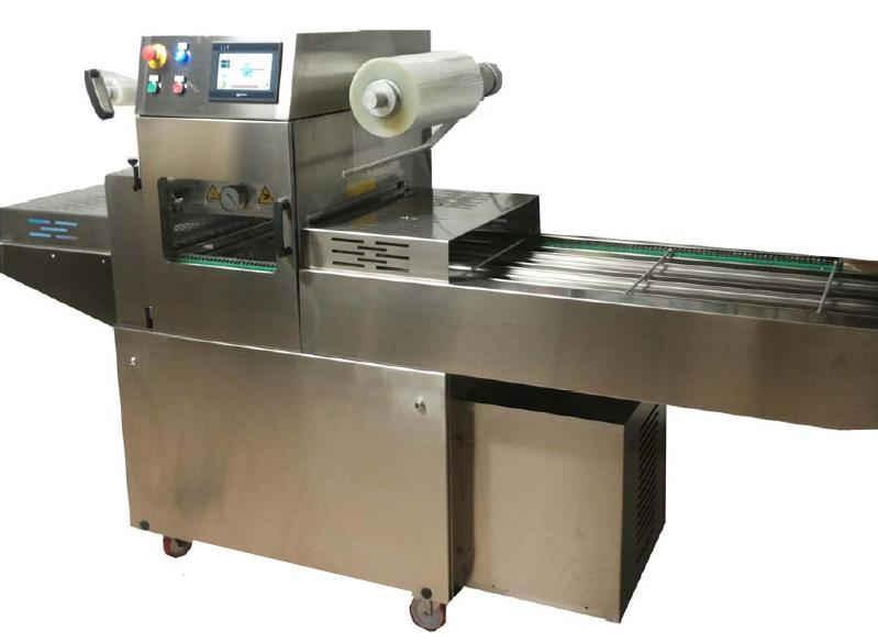 Termosigillatrice autom. per vaschette XLM Compact new