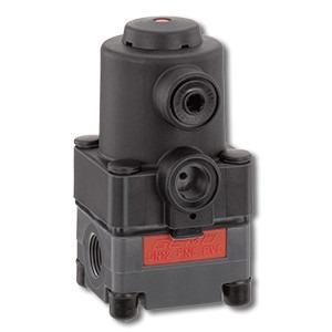 Pneumatisch betätigtes Membranventil GEMÜ 610 - Das 2/2-Wege-Membranventil GEMÜ 610 wird pneumatisch betätigt.